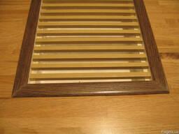 Планки-накладки на внутрипольные конвекторы (фанкойлы)