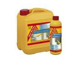Пластификатор, заменитель извести, добавка для штукатурных работ, кладки Sika Mix Plus, 5л