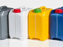 Пластик каністра флакон ящик відро