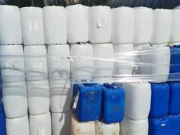 Пластиковая канистра, б/у, пищевая, 25 л