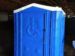 """Туалет кабина уличная """"Для инвалидов"""""""