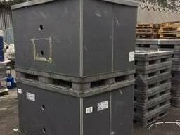 Пластиковый контейнер разборный за пол цены !!!