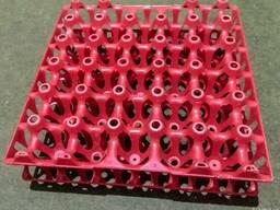 Пластиковый лоток на 30 куриных яиц б/у