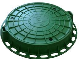 Крышка полимерпесчаная серии Л2т 15кг купить склад цена