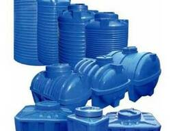 Пластиковые емкости и баки для воды от 85 до 20000 литров