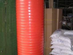 Пластиковые емкости прямоугольные для воды с краном
