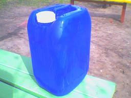 Пластиковые канистры 20 литров/хим стойки
