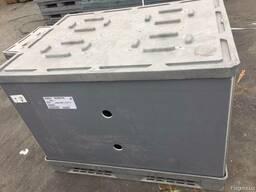 Пластиковые контейнеры, биг бокс, polibox