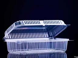 Пластиковые контейнеры/блистерная упаковка