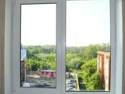 Пластиковые окна и балконы Славянск. Плюс 30% тепла в доме.