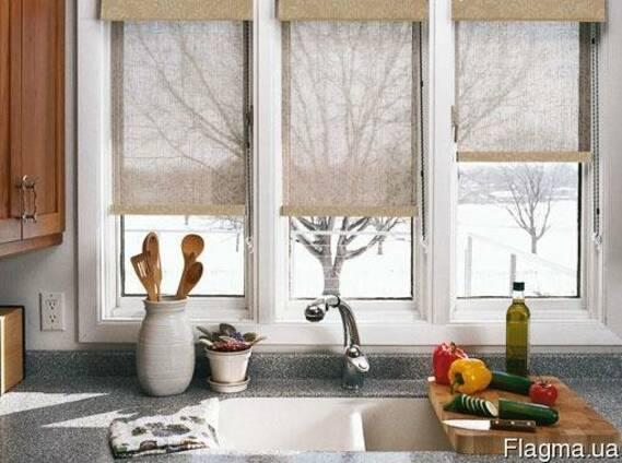 Пластиковые Окна/Окно на Кухню из Пластика Недорого