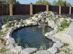 Пластиковые садовые пруды, Изготовление прудов - фото 4