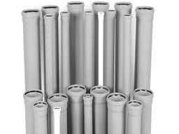 Пластиковая труба для канализации ППР от производителя