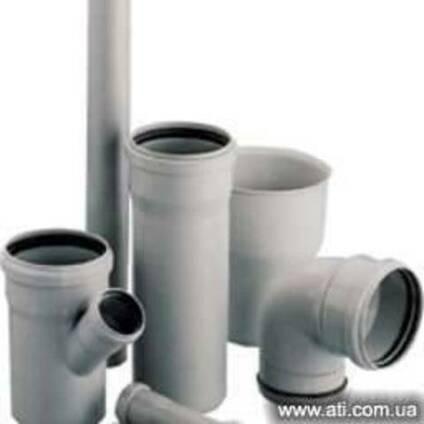 Пластиковые трубы и фитинги для канализационных систем