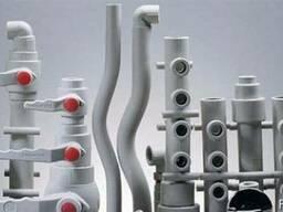 Пластиковые трубы под пайку для отопления