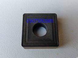 Пластина сменная четырехгранная   SNUM-190624