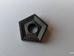 Пластина твердосплавная 10114-130612 ГОСТ 19065-80
