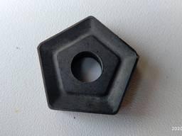 Пластина твердосплавная 10114-130620 ГОСТ 19065-80