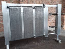 Пластинчатий охолоджувач СНРМ 250 (Чехія)
