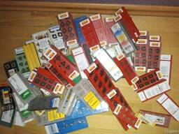 Пластины, державки, токарный инструмент, резцы, резетчики
