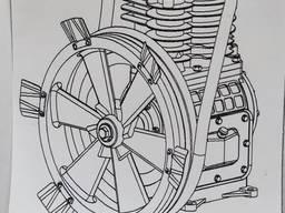 Пластины клапана компрессора С415