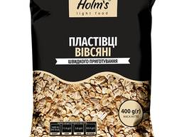 Пластівці вівсяні ТМ «Holm's» , 400 г