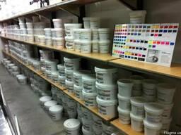 Пластизольные краски, расходные материалы для шелкографии. - фото 5