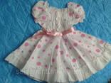 Платье детское для девочки 86р , доставка по Украине - фото 1