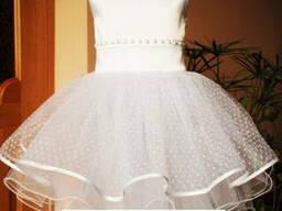 Платье нарядное детское Снежинка!
