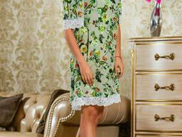 Платье сарафан с открытыми плечами 42-52, доставка по Украине
