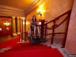 Платформы подъемные для инвалидов