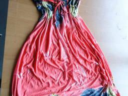 Платья, сарафаны микс.Секонд хенд крем сорт новые. Англия. Н