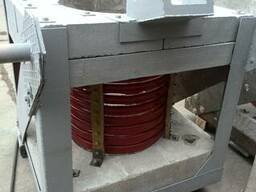 Плавильная индукционная печь ИСТ-0,12