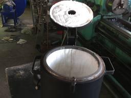 Плавильная печь плавильна піч