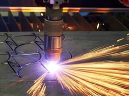 Плазменная, Лазерная и газопламенная резка до 250 мм.