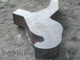 Плазменная резка листового металла
