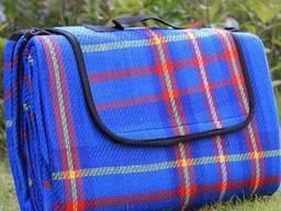 Плед для пикника Sheng Yuan green, blue, green, Плед, коврик, подстилка