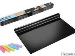 Пленка для рисования мелом (60*200) 5 мелков в подарок - фото 5