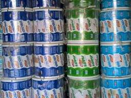 Пленка для упаковки молочной продукции