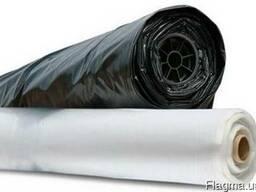 Плёнка полиэтиленовая (строительная черная)