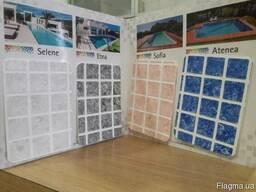 Пленка ПВХ-мембрана для бассейна Alkorplan Ceramics Selene