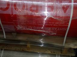 Пленка стретч-худ, полуфабрикат в рулонах на переработку