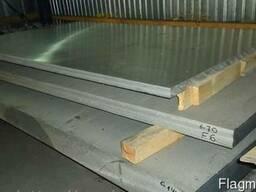 Лист алюминиевый 2 мм Д16АТ, Д16