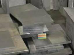 Алюминиевые заготовки плоские (обрезки листа) Д16 (дюраль)