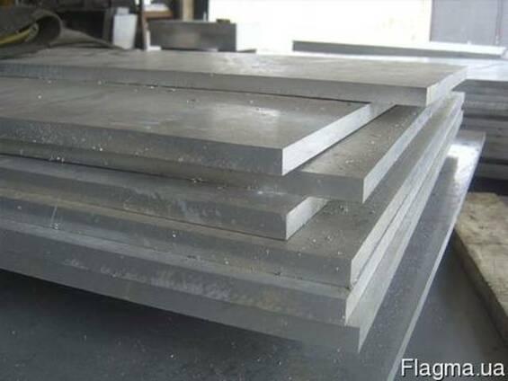 Алюминиевая плита 45х1200х3000мм Д16(2024)