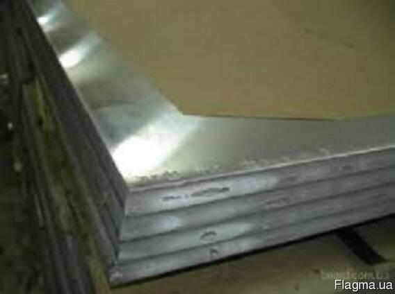 Плита алюминиевая 2017А Т451 12х1520х3020мм