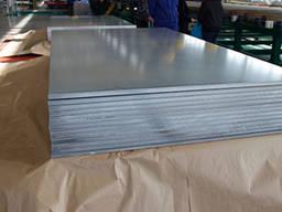 Плита алюминиевая АМг5 (5083) 12х1520х3020 мм