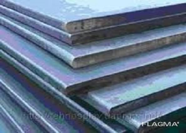 Плита алюминиевая АМГ6 16, 25, 30, 35, 50, 60,90-120 мм.