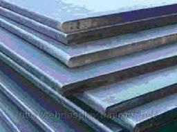 Плита алюминиевая АМГ6 16, 25, 30, 35, 50, 60,90-120 мм. - photo 1