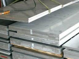 Алюминиевая плита д16т 15мм 1. 25х2. 5м